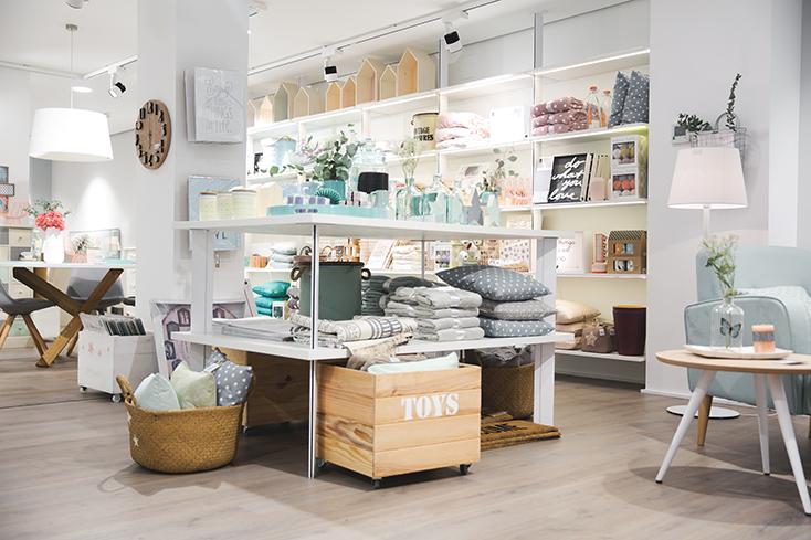Tienda de decoración en Madrid Kenay