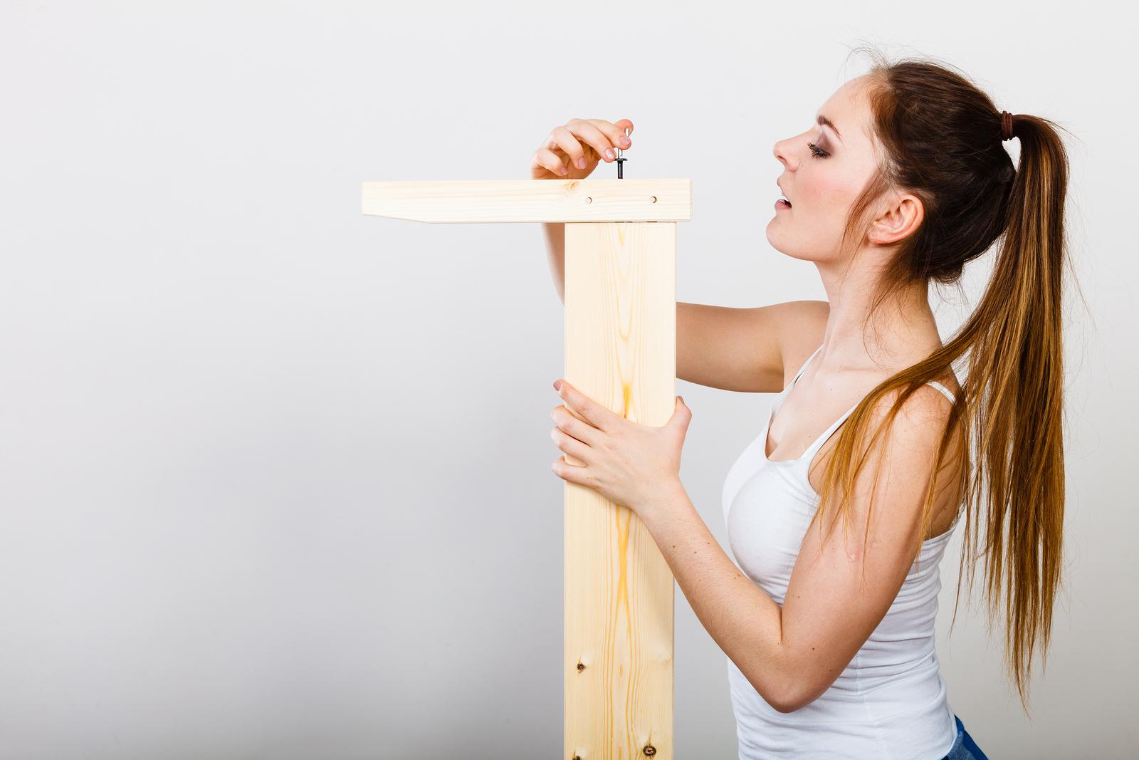 DIY con muebles