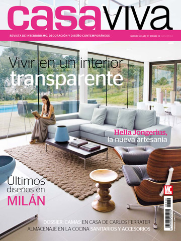 revista decoración casa viva