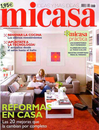 revista decoración Mi Casa