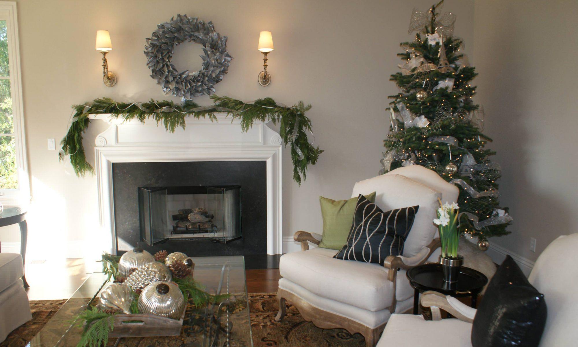 decoración para la navidad