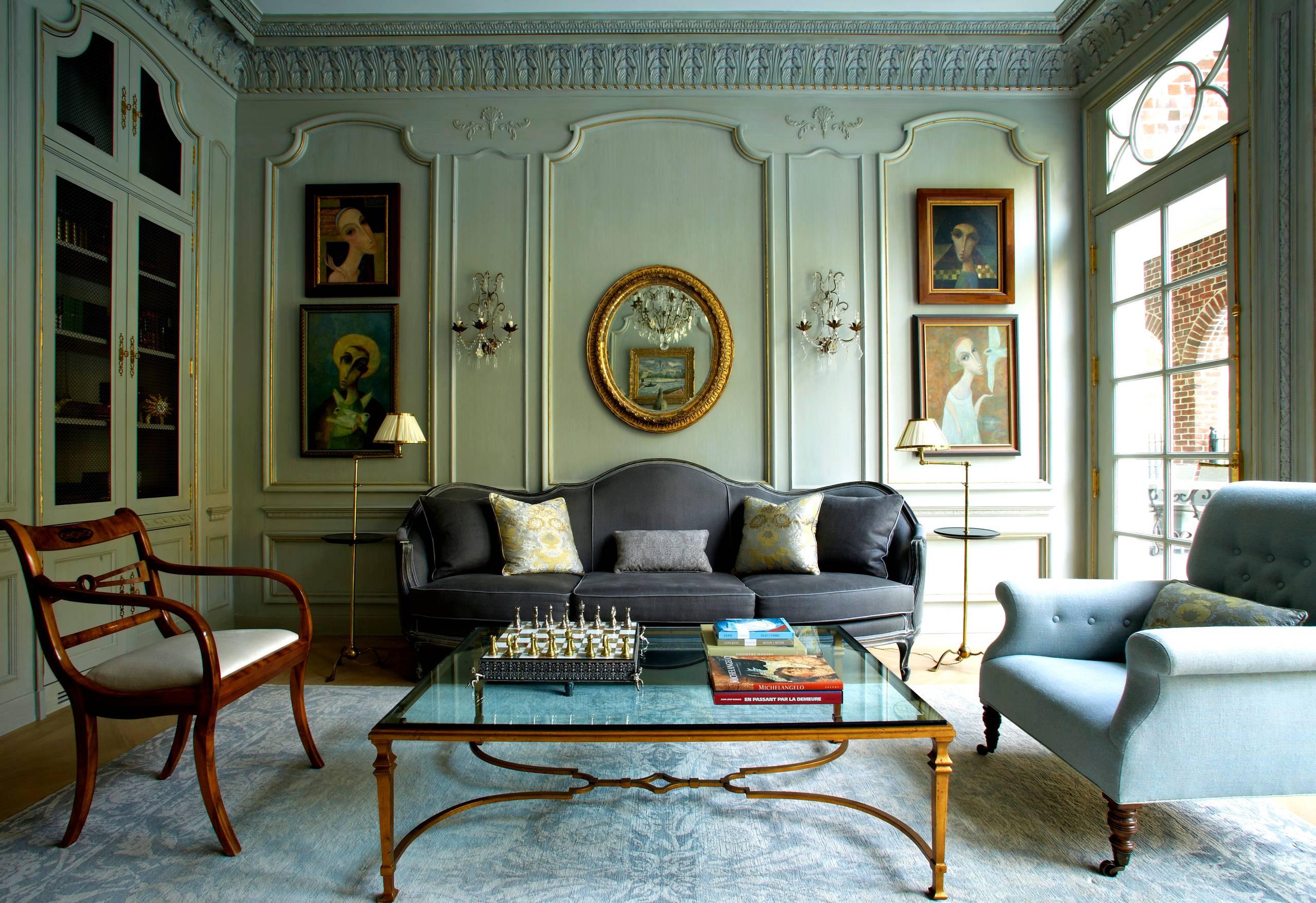 sillón chester vintage