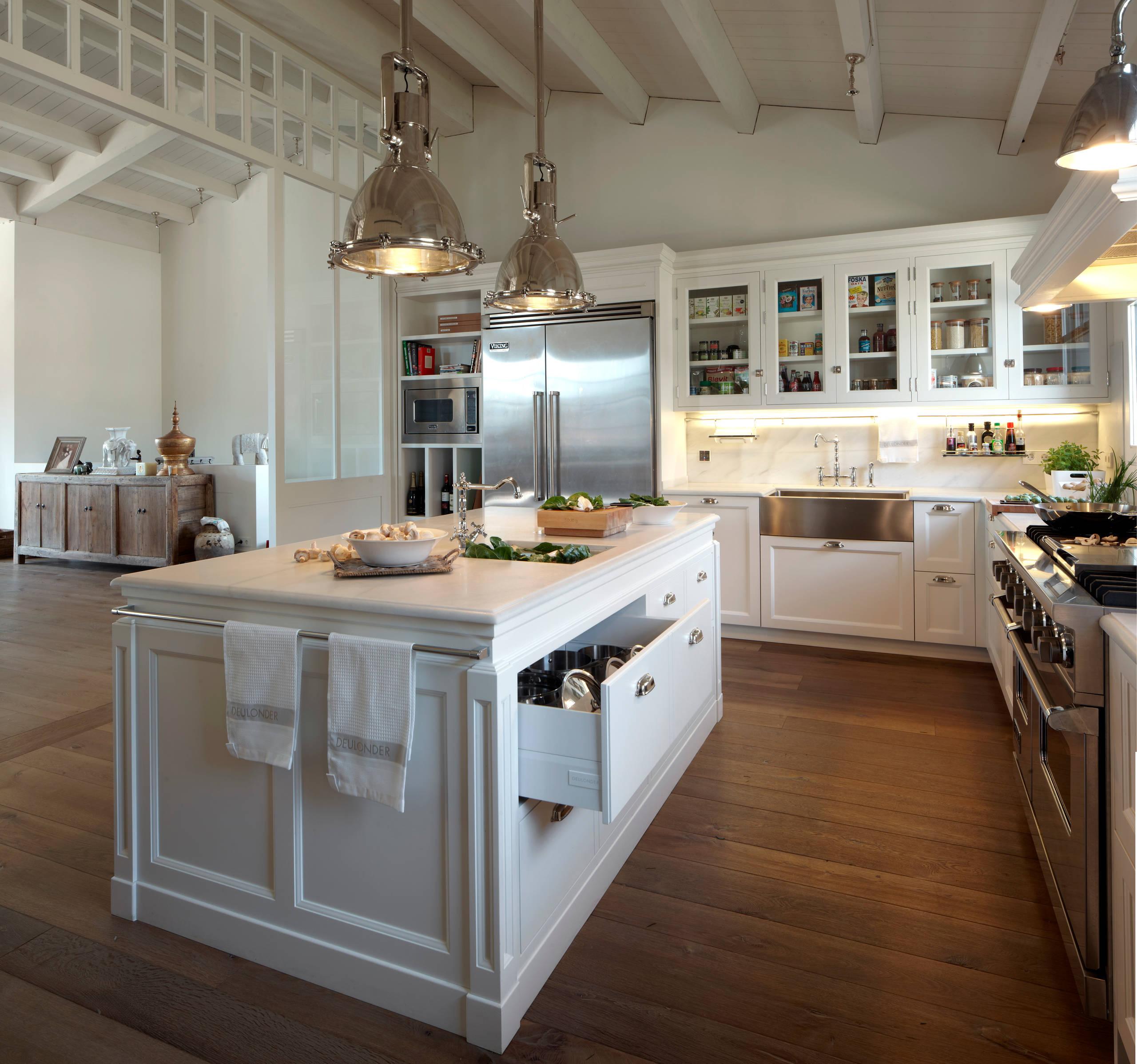 Fotos De Cocinas Americanas | Ideas Para Cocinas Americanas Blog De Muebles Y Decoracion