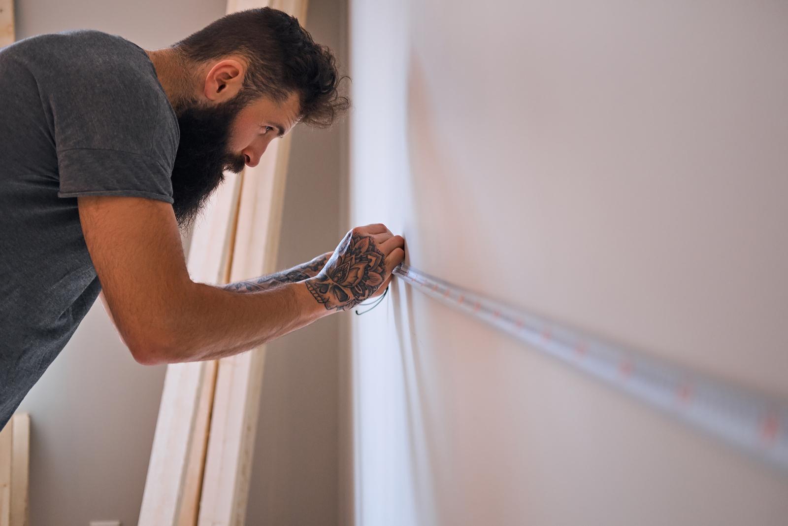 medir casa primer piso