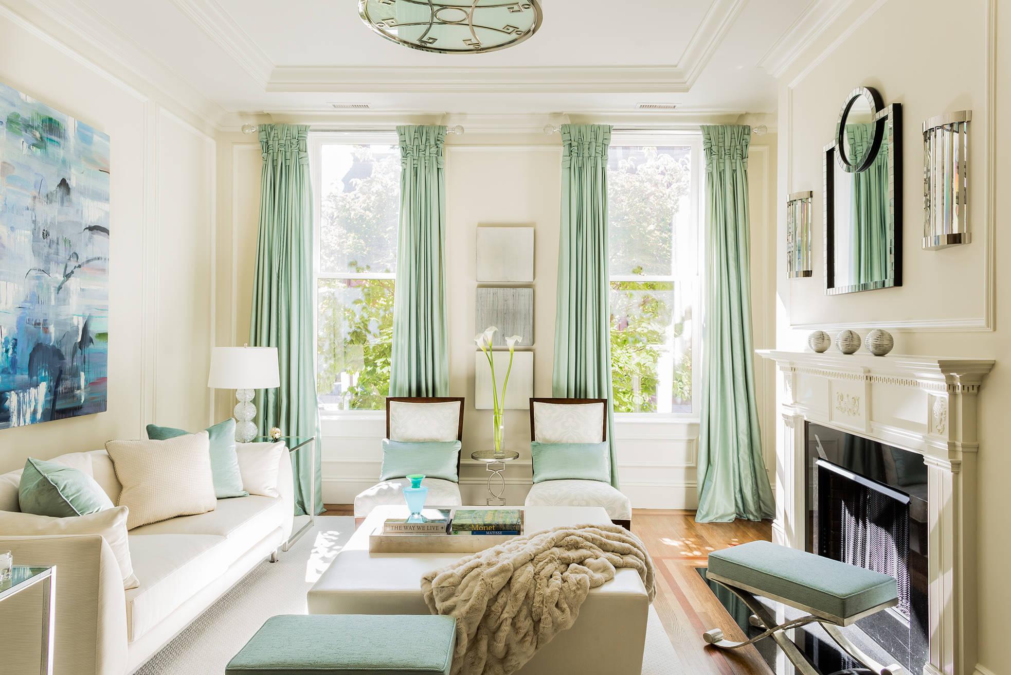 cómo decorar textiles primer piso