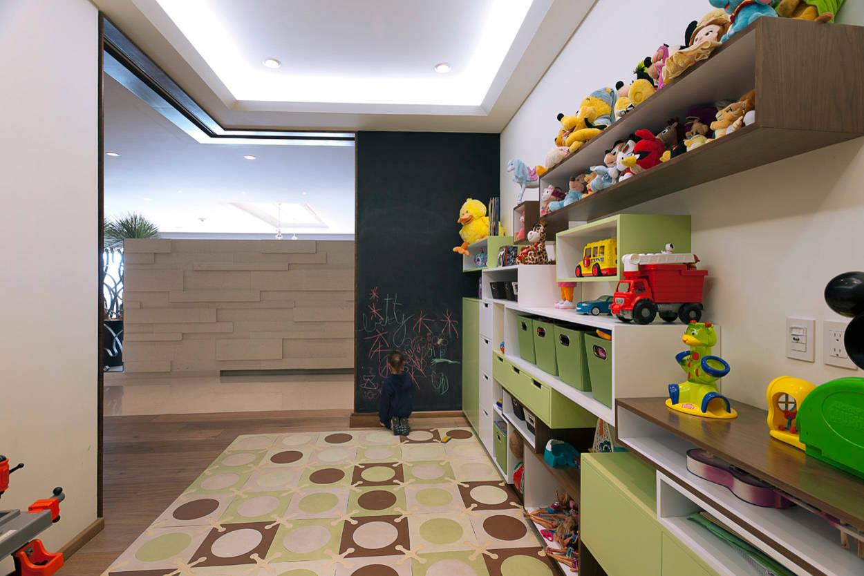 ordenar juguetes dormitorio infantil
