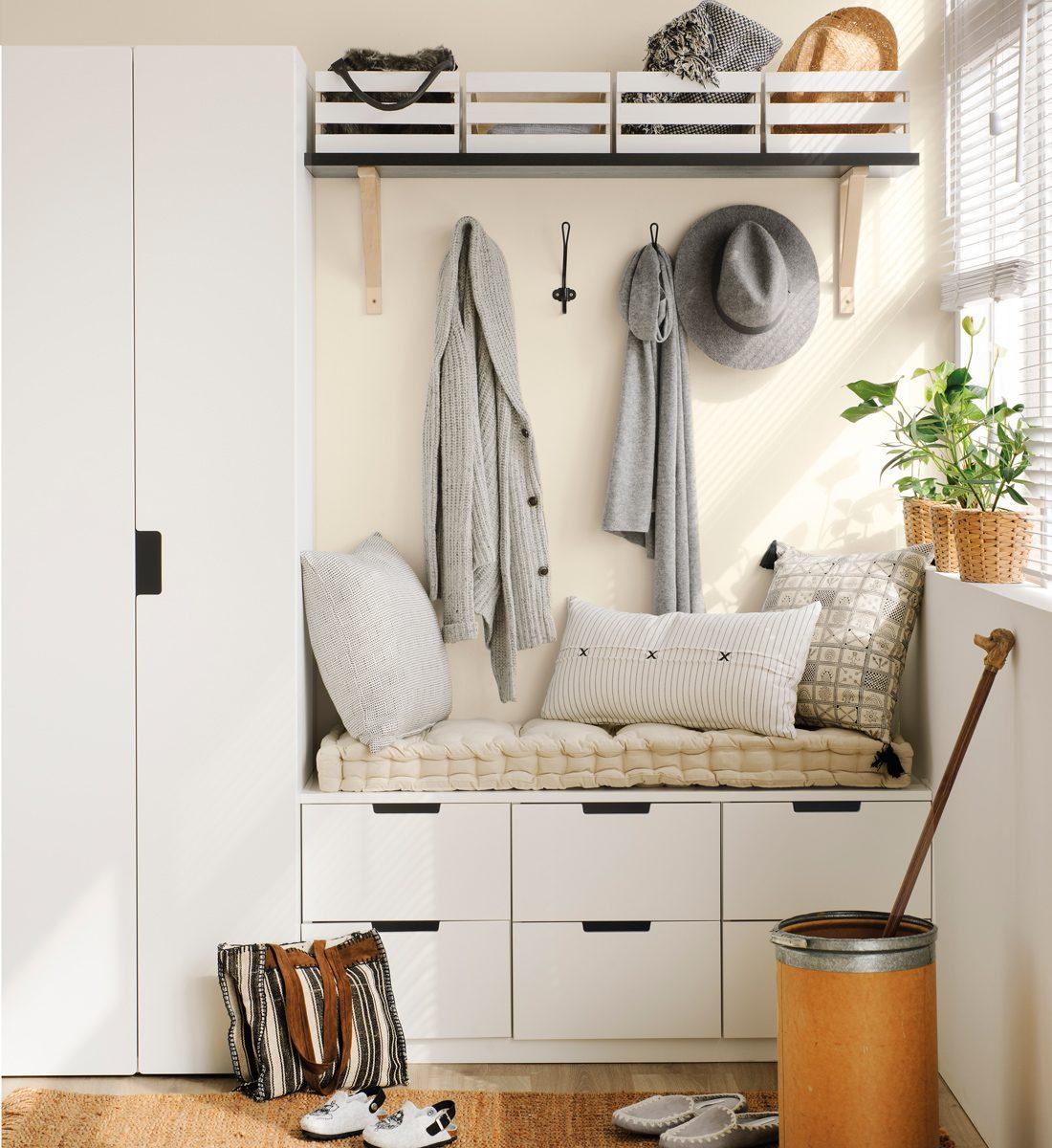 Recibidores decora el tuyo con estilo blog de muebles y decoraci n - Recibidores con estilo ...