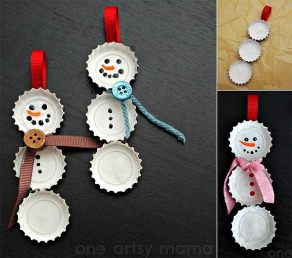Foto de http://www.cremedelacraft.com - Decoración navidad
