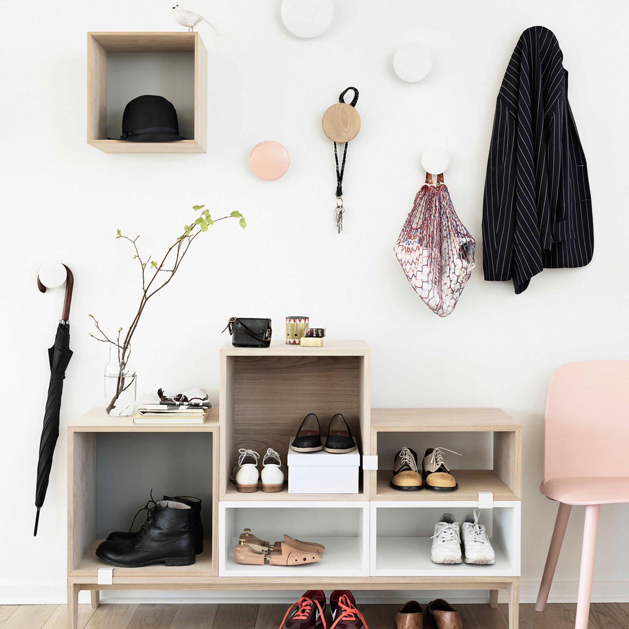 Foto de www.lovethesign.com - Recibidores muebles