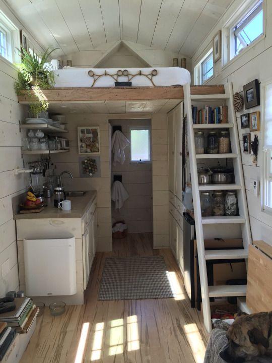 Ahorrar espacio en minicasas