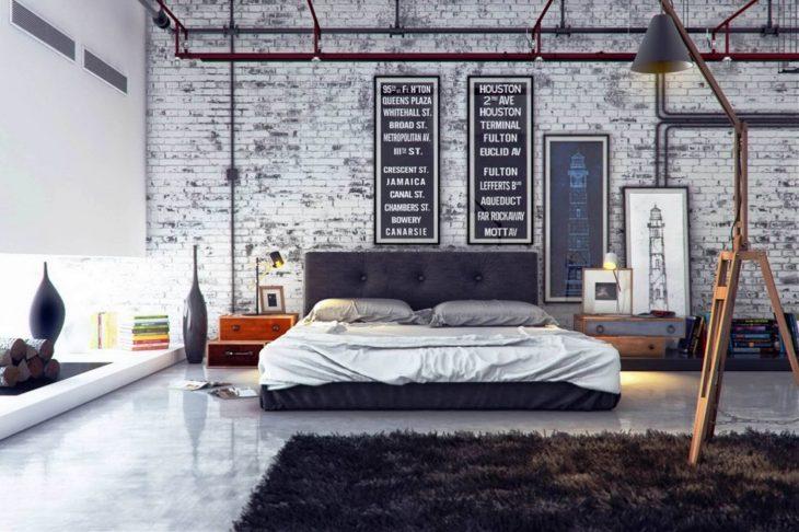 Habitacion estilo urbano
