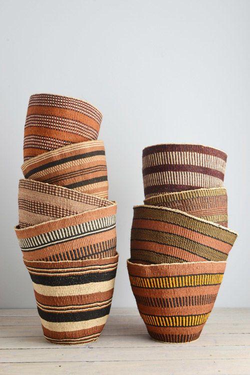 Cestos africanos