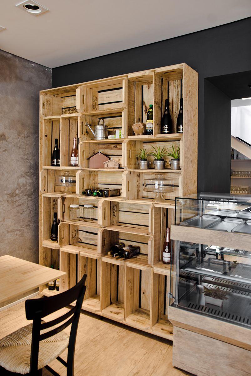 Muebles DIY. Estanteria