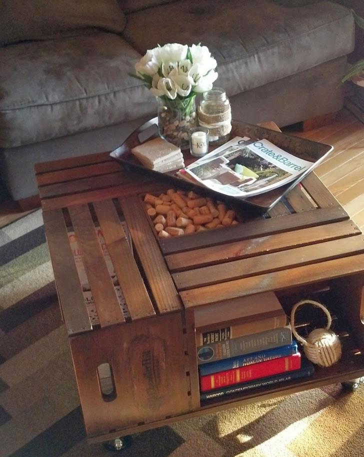 Muebles DIY. Mesa