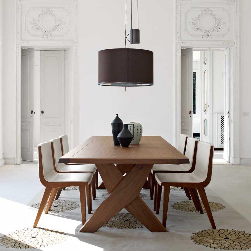 Mesa salon moderno