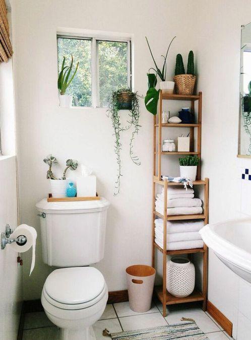 Organización de los baños
