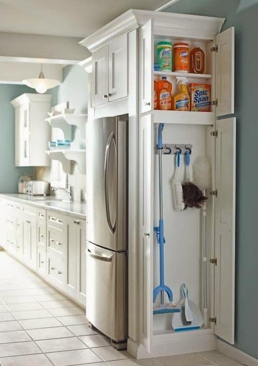 organizacion de cocinas, limpieza