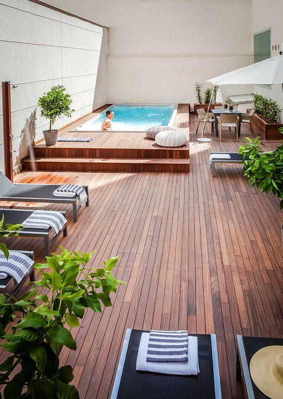 Terrazas modernas