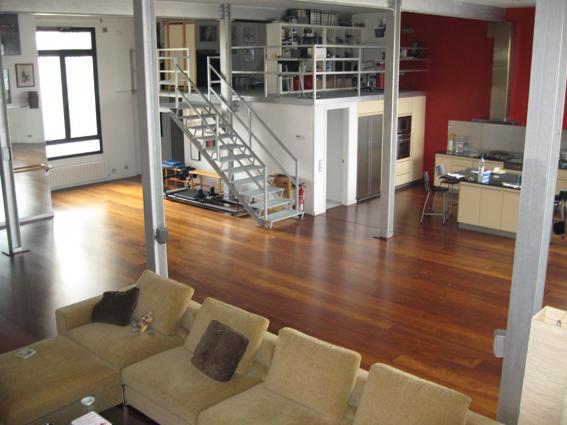 muebles para loft